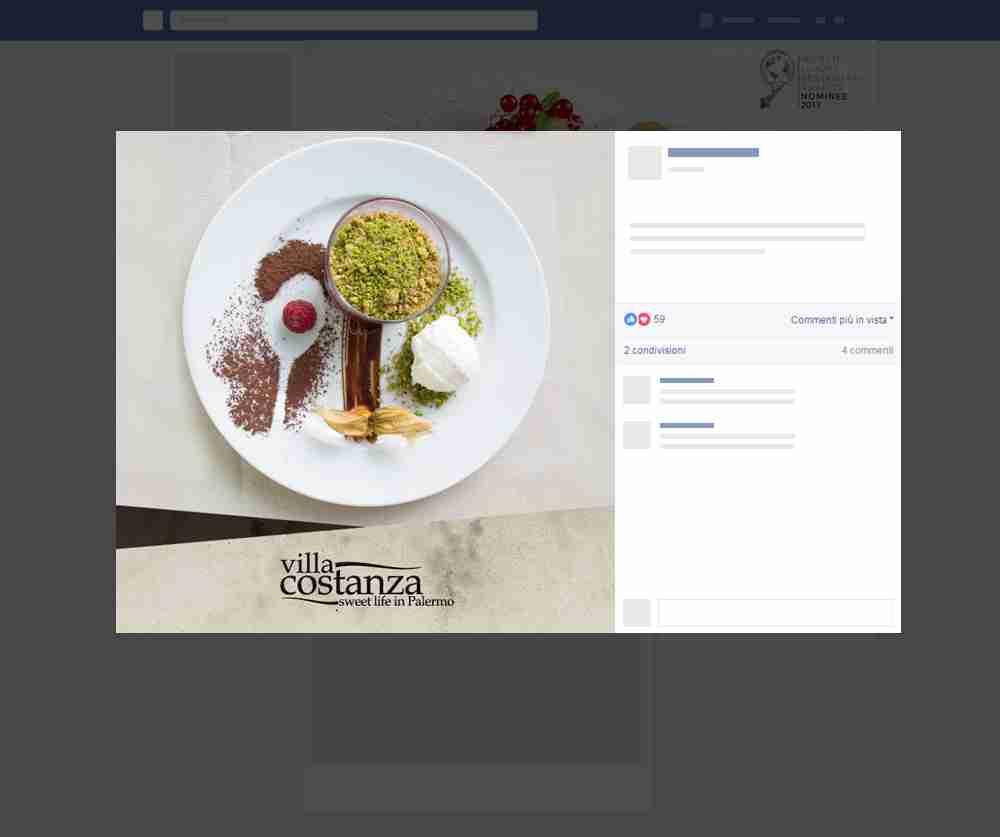 facebook-spotlight-villa-costanza-gestione-pagina-pandemia