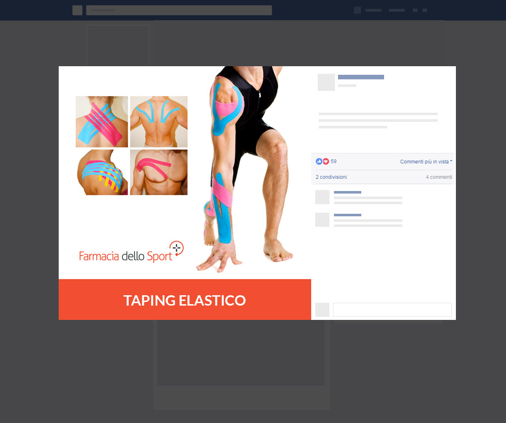 facebook farmacia dello sport