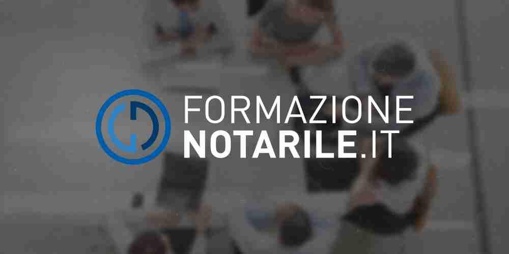 formazione-notarile-logo-design